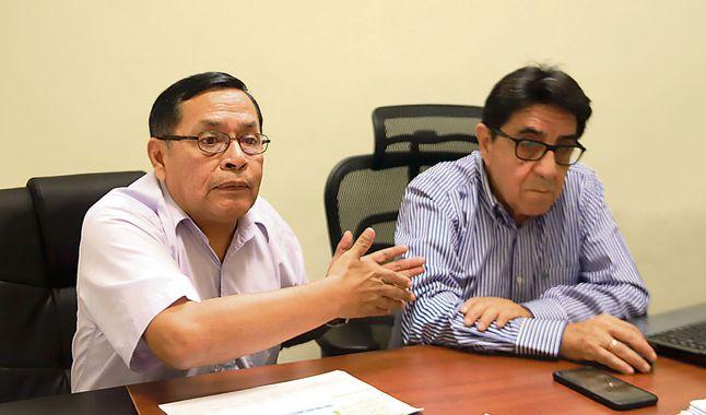"""Ponce: """"Corrupción y errores de RCC afectan la ejecución de la inversión"""""""