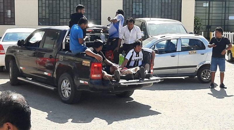 Pareja de venezolanos involucrada en asesinato de músico en Ciudad Eten