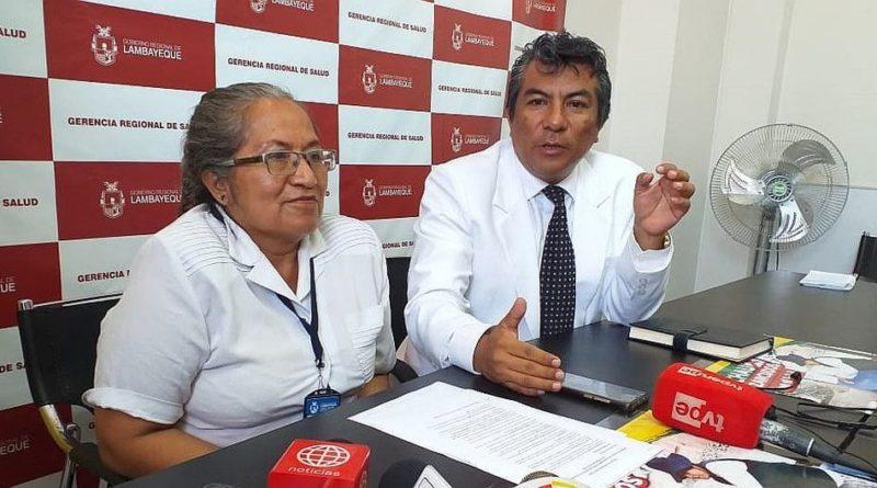 Confirman 18 casos de dengue en la región Lambayeque